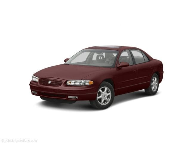 Photo Used 2002 Buick Regal LS Sedan For Sale in Bedford, OH
