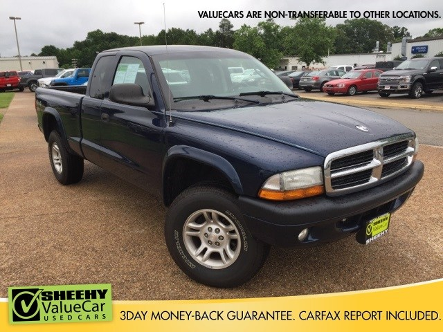 Photo Bargain 2004 Dodge Dakota Sport Truck Club Cab V-8 cyl in Richmond, VA