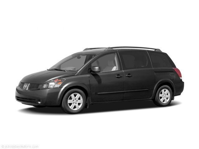 Photo Pre-Owned 2005 Nissan Quest Van For Sale  Raleigh NC