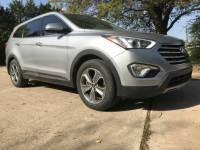 Used 2013 Hyundai Santa Fe GLS 3RD ROW 1 OWNER Great Fuel Economy! in Ardmore, OK