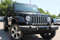 Used 2018 Jeep Wrangler JK Unlimited Sahara Demo Vehicle Only 5k Miles Non Smoker! in Ardmore, OK