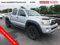Pre-Owned 2008 Toyota Tacoma PreRunner RWD 4D Double Cab