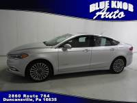 2018 Ford Fusion Hybrid Titanium Sedan in Duncansville | Serving Altoona, Ebensburg, Huntingdon, and Hollidaysburg PA