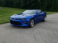 Pre-Owned 2018 Chevrolet Camaro 2dr Cpe SS w/2SS RWD 2dr Car
