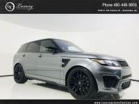 2017 Land Rover Range Rover Sport SVR Navigation | Rear Camera | Pano Roof | Sport Seating | 18 16 With Navigation