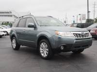 Used 2012 Subaru Forester 2.5X Limited AWD 2.5X Limited Wagon in Woodhaven, MI
