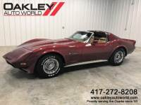1974 Chevrolet Corvette Stingray Coupe w/T-Tops