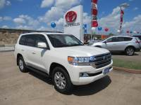 Used 2018 Toyota Land Cruiser Base SUV 4WD For Sale in Houston