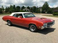 Used 1971 Buick GS 455 Convertible