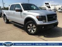 Used 2013 Ford F-150 FX4 Leather, Sunroof, Backup Camera Four Wheel Drive 4 Door Pickup