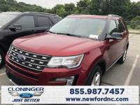 2017 Ford Explorer XLT SUNROOF/NAVIGATION in Hickory, NC | Charlotte Ford Explorer | Cloninger Ford of Hickory