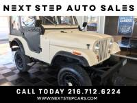 1967 Jeep CJ5 SOFT TOP