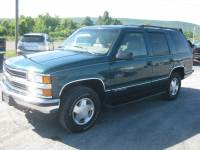 1999 Chevrolet Tahoe 4dr 4WD LS