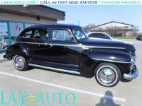 1948 Plymouth Deluxe * Special Deluxe * Black*