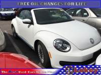 Used 2015 Volkswagen Beetle 1.8T Convertible in Clearwater, FL