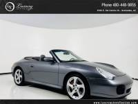 2004 Porsche 911 Carrera 4S Navigation | Tip | Turbo Wheels | Red Calipers | Htd Seats | 05 06 All Wheel Drive Convertible