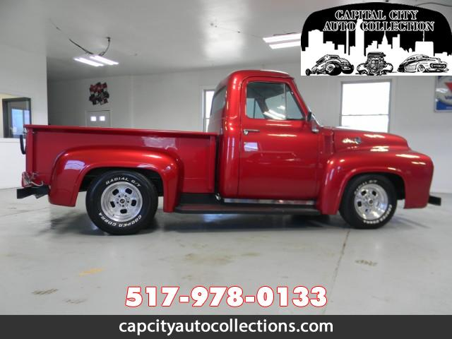 Photo 1955 Ford F-100 step side