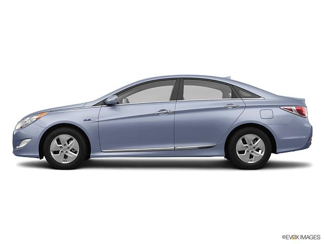 Photo 2012 Hyundai Sonata Hybrid Base A6