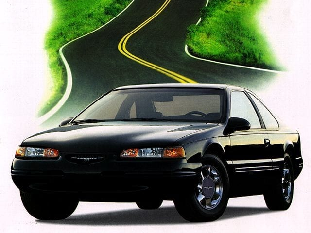 Photo Used 1997 Ford Thunderbird LX Coupe