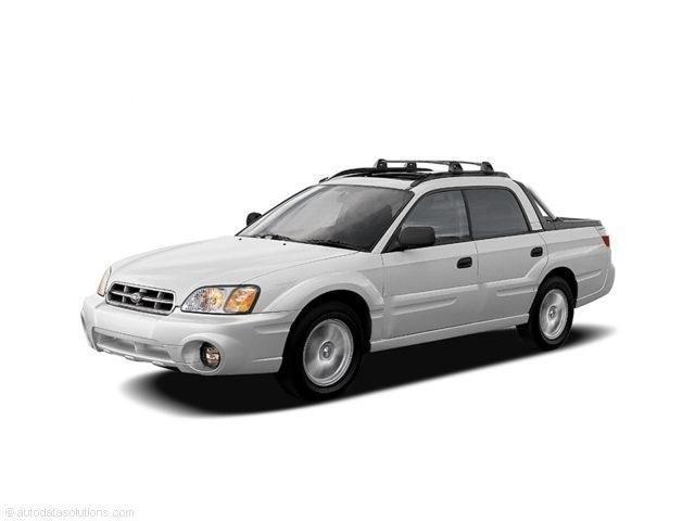 Photo Used 2006 Subaru Baja Turbo Truck Crew Cab For Sale Fort Collins, CO