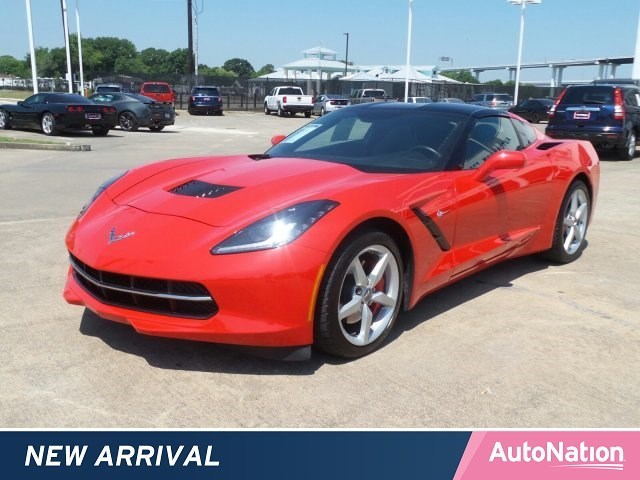 Photo 2015 Chevrolet Corvette 1LT 2dr Car