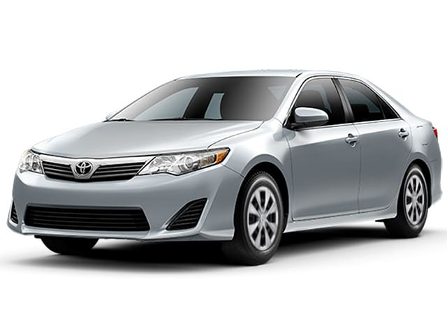 Photo Used 2014 Toyota Camry For sale in North Attleboro, Massachusetts