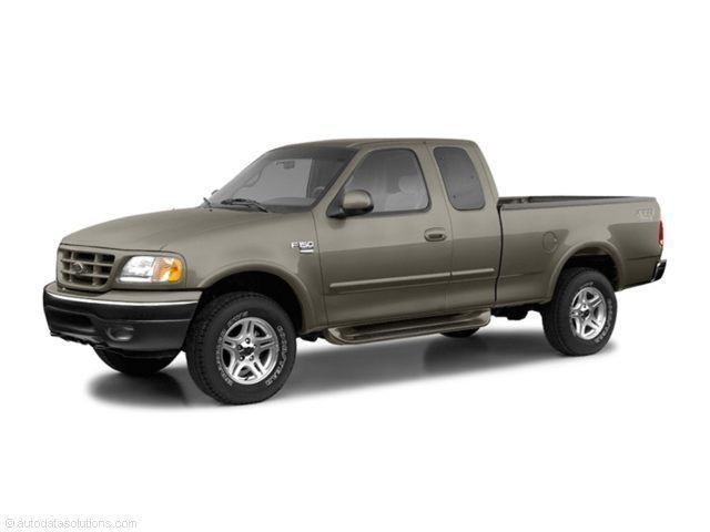 Photo Used 2003 Ford F-150 For Sale  CT
