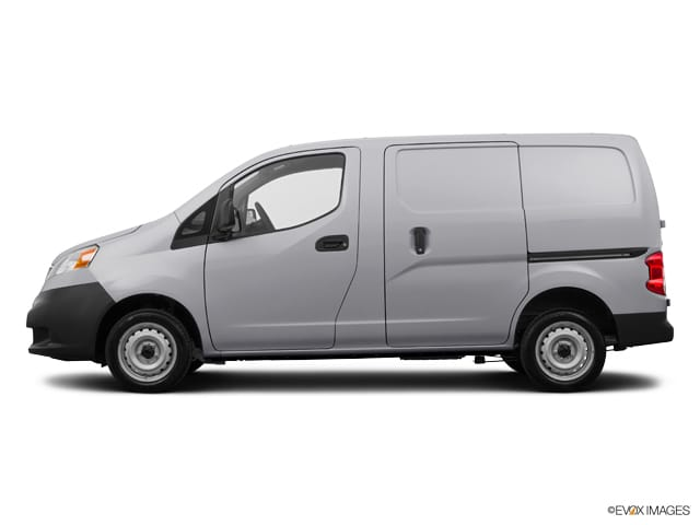 Photo Used 2015 Nissan NV200 S Van Compact Cargo Van for sale in Concord CA