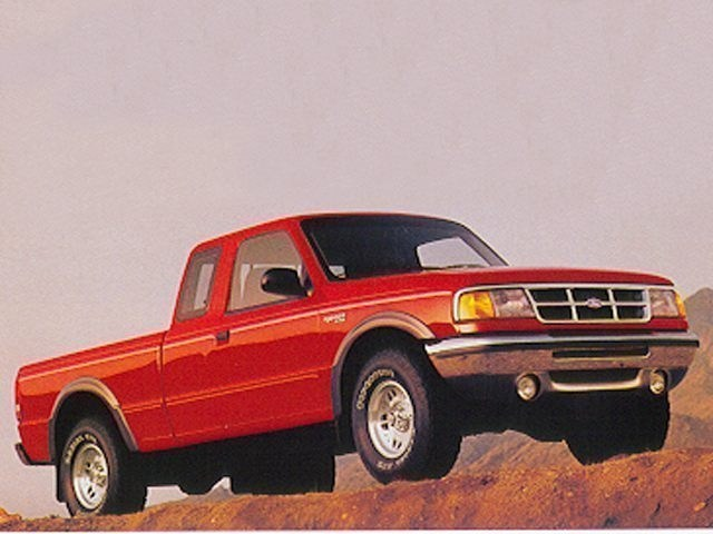Photo 1994 Ford Ranger Truck 6-Cylinder EFI SOHC