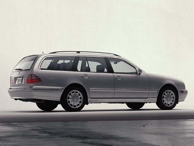 Photo Pre-Owned 2000 Mercedes-Benz E-Class E 320 Wagon For Sale  Raleigh NC