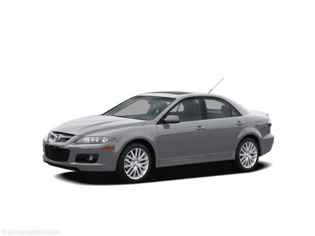 Photo Pre-Owned 2006 Mazda MazdaSpeed6 Mazdaspeed6 Sedan For Sale  Raleigh NC