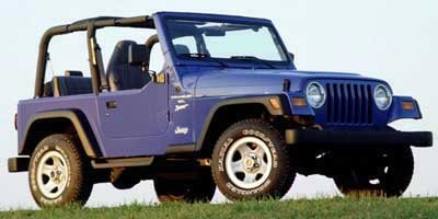 Photo Pre-Owned 1997 Jeep Wrangler Sport 4WD