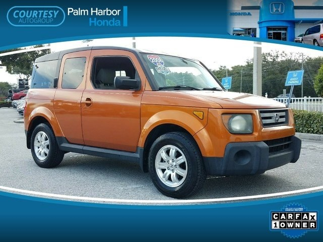 Photo Pre-Owned 2008 Honda Element EX SUV in Tampa FL