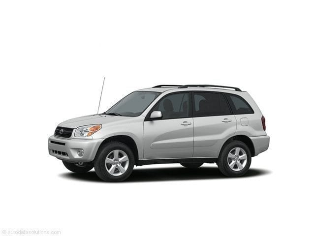 Photo Used 2004 Toyota RAV4 For Sale  Moon Township PA