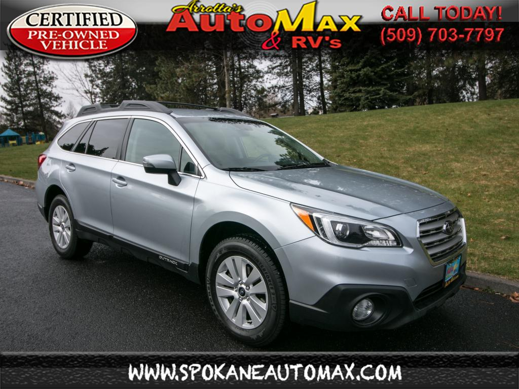 Photo 2016 Subaru Outback 2.5i Premium All Wheel Drive SUV