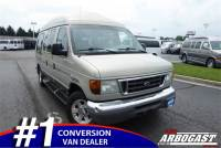 Pre-Owned 2005 Ford Conversion Van Tuscony RWD Hi-Top