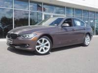 2015 Certified Used BMW 3 Series Sedan xDrive Sparkling Bronze For Sale Manchester NH & Nashua | Stock:PL5876