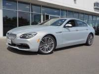 2018 Used BMW 6 Series For Sale Manchester NH | VIN:WBA6D6C57JG388780