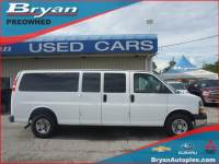 Used 2013 Chevrolet Express 3500 3500 LT w/1LT 155WB For Sale Metairie, LA