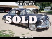1949 Buick Super 8 Sedan