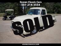 1955 Ford F-100 SHORT BOX