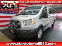 2016 Ford Transit 350 Wagon Low Roof XL w/Sliding Pass. 148-in. WB