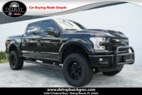 Pre-Owned 2015 Ford F-150 Lariat 4WD