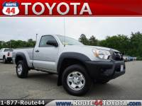 Used 2012 Toyota Tacoma Base Truck 4WD in Raynham MA