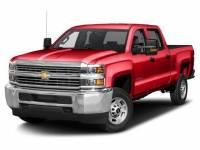 2017 Chevrolet Silverado 2500HD Work Truck Truck Crew Cab
