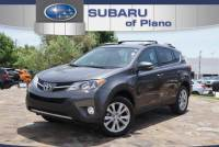 Used 2015 Toyota RAV4 Limited For Sale Near Dallas