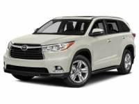 Used 2015 Toyota Highlander For Sale Near Dallas