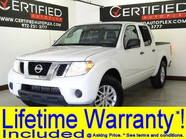 Photo 2018 Nissan Frontier SV CREW CAB 4.0 V6 REAR CAMERA BED LINER BLUETOOTH CRUISE CONTROL POWER LOC