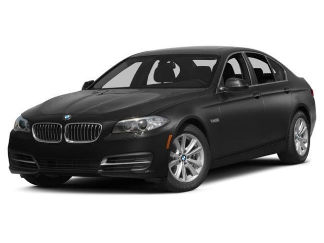 Photo 2015 Certified Used BMW 5 Series Sedan xDrive Jet Black For Sale Manchester NH  Nashua  StockPL5880