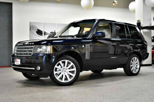 Photo 2010 Land Rover Range Rover Supercharged